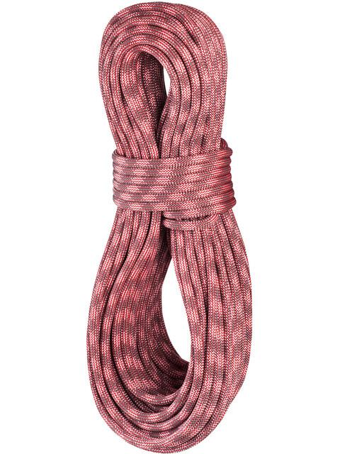 Edelrid Python Rope 10mm 50m red-stone